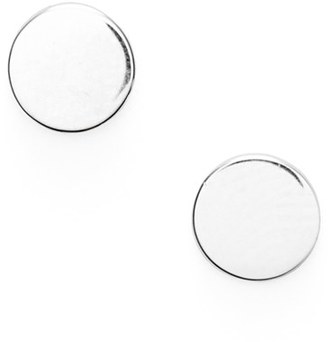 Women's Bony Levy Circle Stud Earrings (Nordstrom Exclusive) $250 thestylecure.com