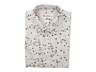 Robert Graham Florence - Printed Floral Dress Shirt