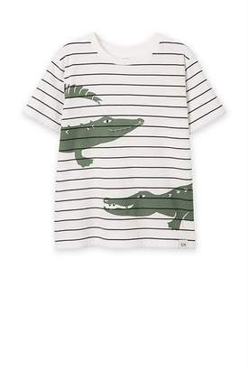 Country Road Crocodile Stripe T-Shirt