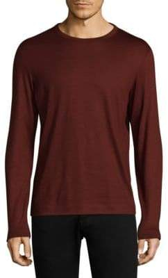 Theory Adept Crewneck Wool Sweater