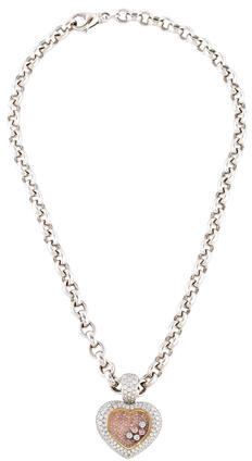 ChopardChopard Happy Diamonds Necklace