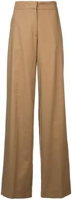 Oscar de la Renta straight-leg trousers