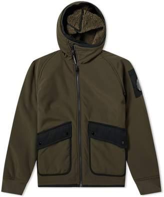 C.P. Company Undersixteen Soft Shell Hooded Arm Lens Jacket