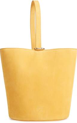 OAD NEW YORK Dome Leather Bucket Bag