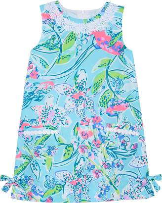 Lilly Pulitzer R) Little Lilly Classic Shift Dress