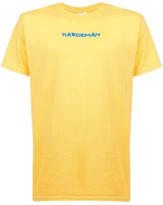 Hardeman logo T-shirt