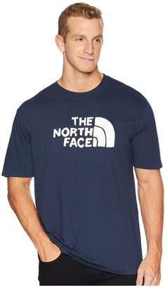 The North Face Short Sleeve Well-Loved 1/2 Dome Tee Men's T Shirt