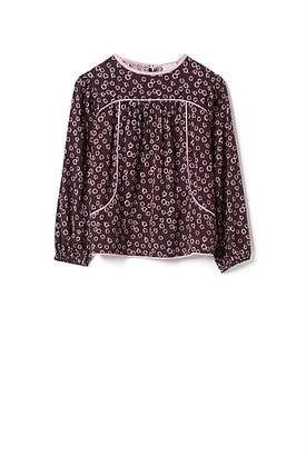 Witchery Print Gypsy Top
