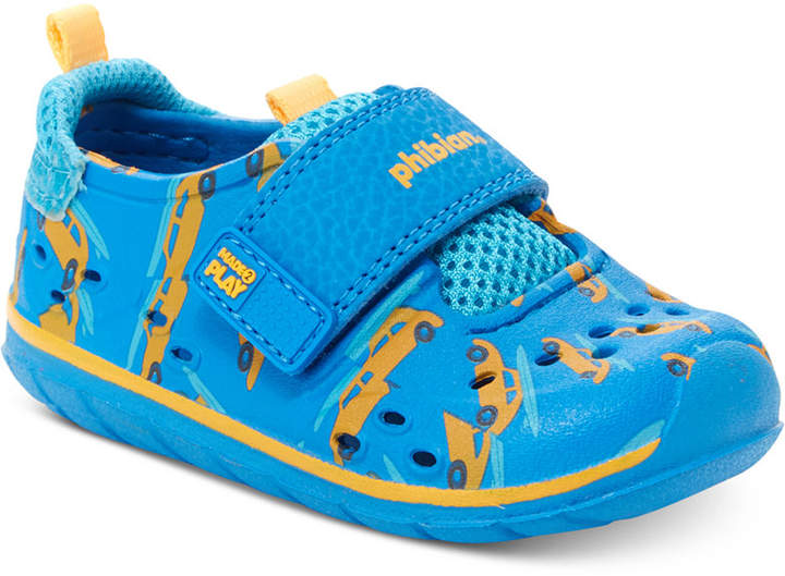 Printed Shoes, Baby and Toddler Boys (0-10.5)