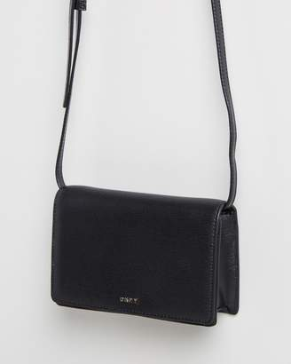 DKNY Bryant Small Flap Cross-Body