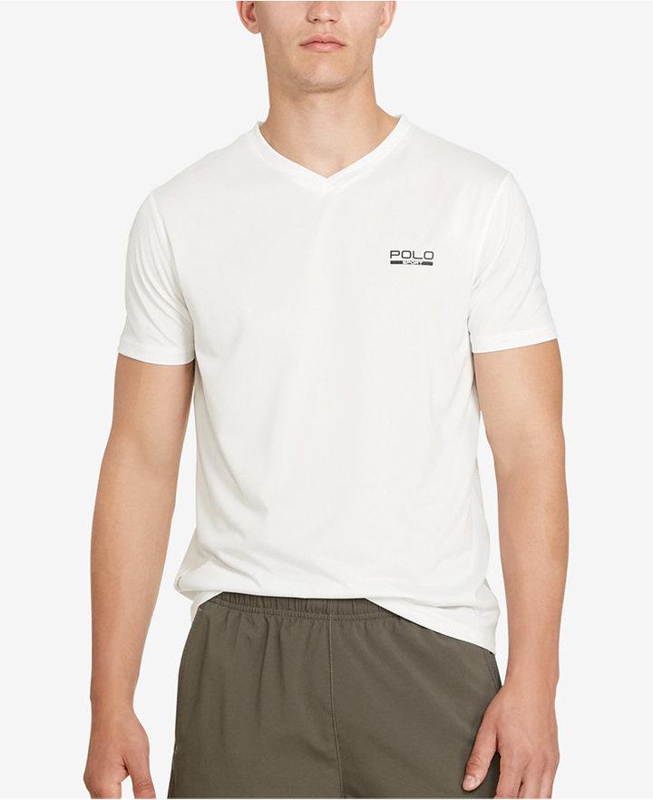 Polo Sport Men's ThermoVent V-Neck T-Shirt