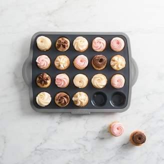 Trudeau Pro Silicone Mini Muffin Pan