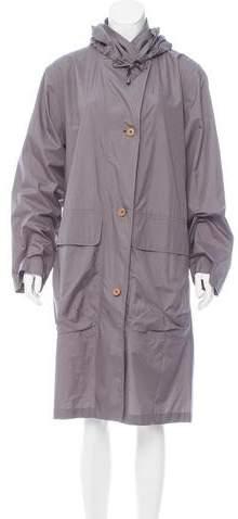Calvin Klein Hooded Lightweight Jacket