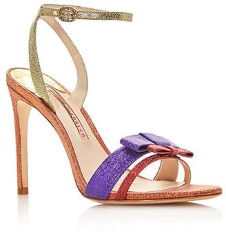 a5c4a908b2f Sophia Webster Women s Andie Double-Bow High-Heel Sandals