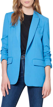 Veronica Beard Graham Long Blazer Jacket