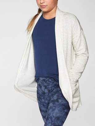 Athleta Girl Wrap 'N Roll Sweatshirt