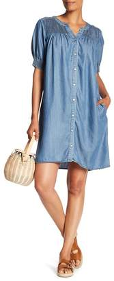 Bobeau B Collection by Gus Shirt Dress