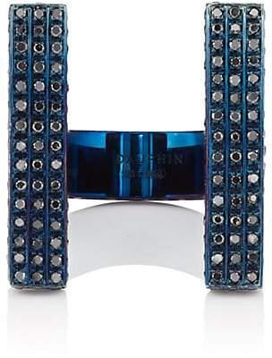 Black Diamond DAUPHIN Women's Double-Bar Ring
