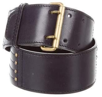 Alaia Leaer Wasit Belt
