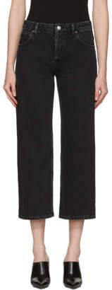 Balenciaga Black Rockabilly Jeans