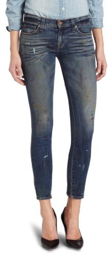 TEXTILE Elizabeth and James Women's Painter Ozzy Jean in Lovesick