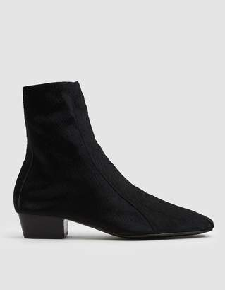 Rachel Comey Cove Calf Hair Boot in Black
