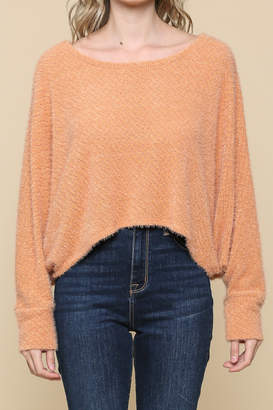 Illa Illa High-Low Soft Knit Top