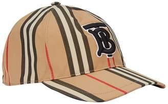 Burberry IconStripe Baseball Cap