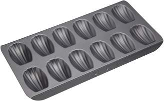 Mastercraft Heavy Base 12-Cup Madeleine Pan