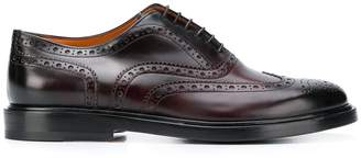 Santoni oxford brogues