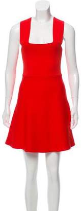 A.L.C. Sleeveless A-Line Dress