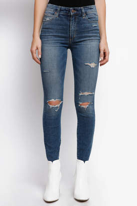 Joe's Jeans High Rise The Charlie Shadow Skinny Jeans
