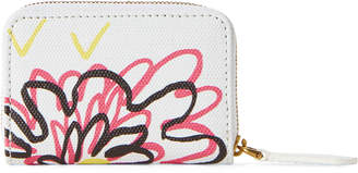 Burberry Printed Zip Coin Purse