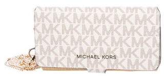MICHAEL Michael Kors Monogram Phone Crossbody Bag