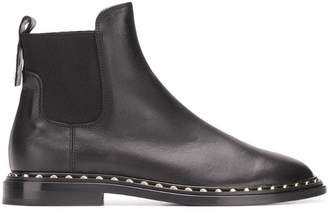 AGL studded Chelsea boots