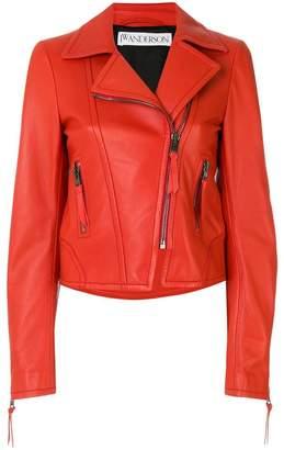 J.W.Anderson cropped biker jacket