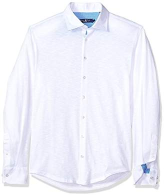 Stone Rose Men's Contemporary Fit Sportshirt