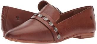 Frye Terri Hammered Stud Loafer Women's Slip-on Dress Shoes