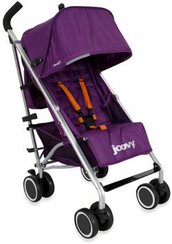 Joovy Groove Ultralight Umbrella Stroller - Purpleness