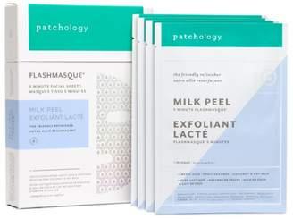 Patchology 4-Piece Flashmasque Milk Peel Set