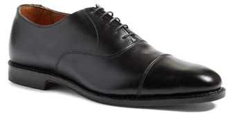 Men's Allen Edmonds 'Exchange Place' Cap Toe Oxford $395 thestylecure.com