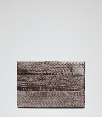 Alonso BOX CLUTCH $195 thestylecure.com