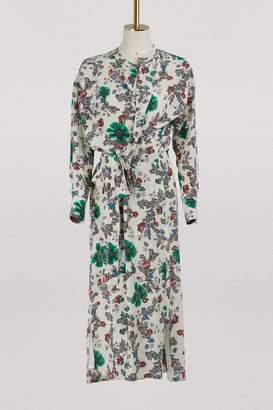 Isabel Marant Silk Calypso dress