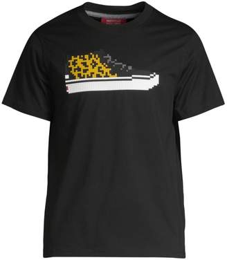 Mostly Heard Rarely Seen 3D Sneaker Graphic T-Shirt