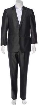 Versace Wool & Silk Suit