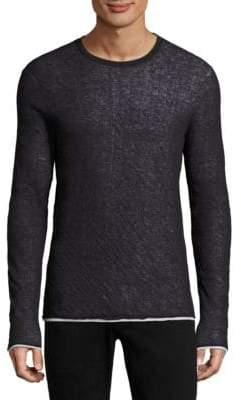 Rag & Bone Tripp Heathered Tee
