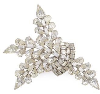 Loren Stazia Diamante brooch