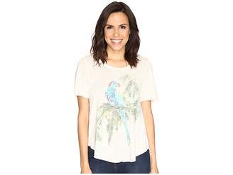 Lucky Brand Parrot Branch Tee Women's T Shirt