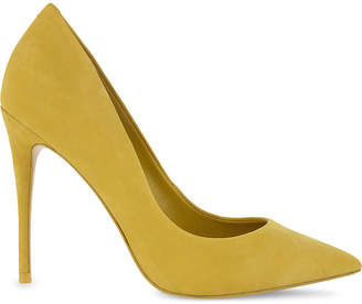 Aldo Stessy suede court shoes