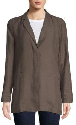 Eileen Fisher Notch Collar Jacket